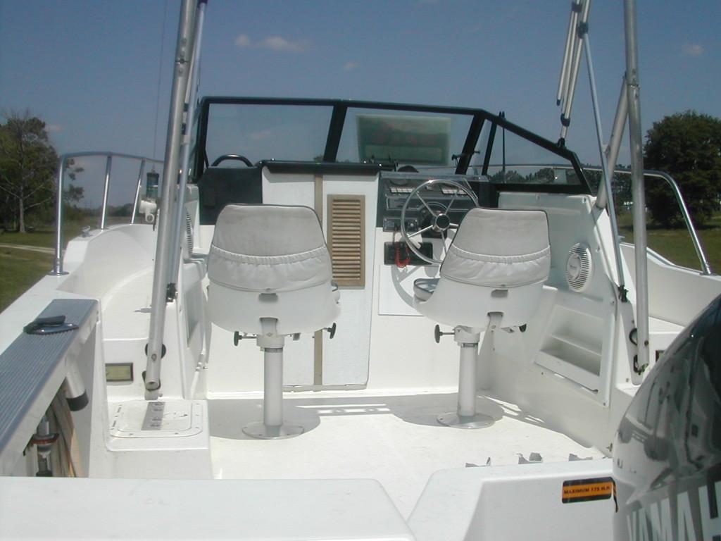 Bayliner 645 łódź motorowa