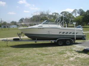 Bayliner 645 łódź motorowa 5